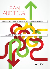 Cover Lean Auditing: Driving Added Value and Efficiency in Internal Audit