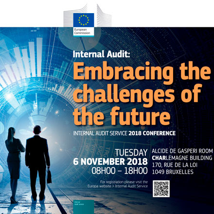 IAS Conference 2018 - Internal Audit: Embracing the